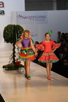 Traje de Flamenca - Pilar-Enriquez - Pasarela-Wappissima-2013-