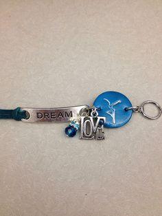 Dave Matthews Band Firedancer Bracelet with Dream by EverydayDmb41, $13.00