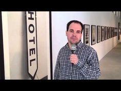 """Vídeo de las prácticas del curso de """"Grabación y edición de vídeo con dispositivos móviles"""", grabado, editado y montado con un iPad (utilizando iMovie) por el crack Óscar Oncina de YOS Creación de Contenidos y Pepe Blasco. Música: """"Disco"""" de Matinloc."""