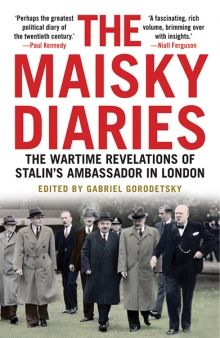 This selection from Maisky's diary, never before published in English, grippingly documents Britain's drift to war during the 1930s, appeasement in the Munich era, negotiations leading to the signature of the Ribbentrop–Molotov Pact, Churchill's rise to power, the German invasion of Russia, and the intense debate over the opening of the second front. Releases August 9, 2016