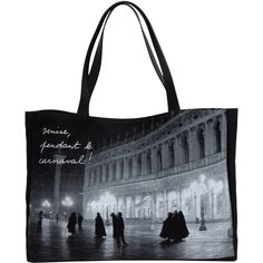 cabas Venise noir winter 2016-17