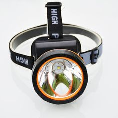 Morgret's Trading Post: olidear LED Headlamp Torch Outdoor Rechargeable He...