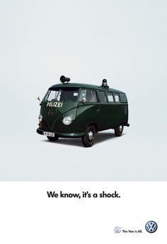 volkswagen, advertising