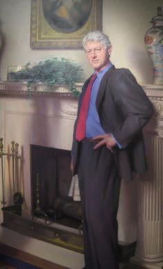 Nelson Shanks painted Monica Lewinsky reference in Bill Clinton's official presidential portrait  Read more: http://www.bellenews.com/2015/03/07/arts-culture/nelson-shanks-painted-monica-lewinsky-reference-in-bill-clintons-official-presidential-portrait/#ixzz3TjKa9ts5 Follow us: @bellenews on Twitter | bellenewscom on Facebook