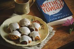 A Bookish Baker - Pryaniki from Mother Tongue - A Bookish Baker