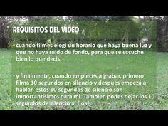 como enviar videos a cosas del jardin responde - YouTube