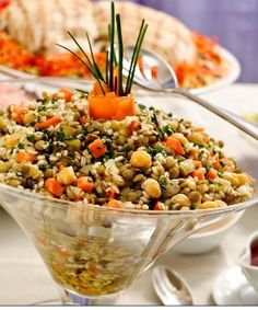 Salada de Grãos  - 29/12/2011 - UOL Estilo de vida