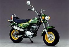 HONDA Collection/HONDA NAUTY DAX CY50
