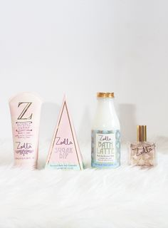 Just Little Things // Beauty, Fashion & Lifestyle : Zoella Beauty Sweet Inspirations