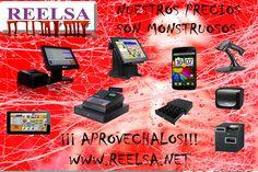 Precios Monstruosos en Reelsa!!