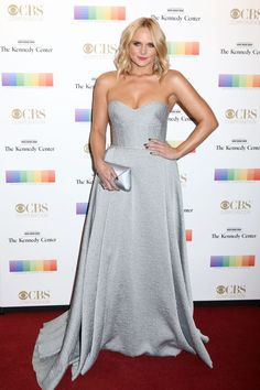 Miranda Lambert in Gemy Maalouf at the 38th Annual Kennedy Center Honors at The Kennedy Center Hall of States in Washington, DC.
