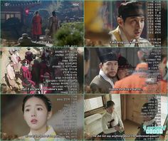 king is after the person who is spreading false rumors of the dethrone queen - Rebel: Thief Who Stole the People: Episode 12 Preview