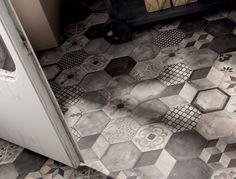 Trendigaste kakelformen hexagon - Trender - Inspiration - Konradssons Kakel