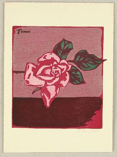 INAGAKI Tomoo - Rose ca. 1950s.jpg