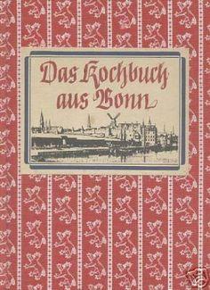 Das Kochbuch aus Bonn