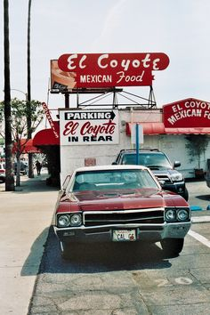 El Coyote Mexican Food.