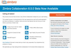 Key changes to Zimbra's open source software licensing | simply communicate