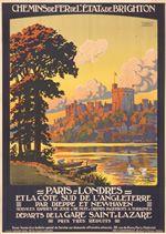 Windsor Castle - Paris - London