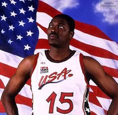 5 Guys You'd Be Surprised to Find Played for Team USA Basketball At the Olympics
