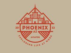 PHX - City Stamp