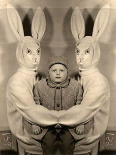 Vintage-creepy-easter-bunny 3