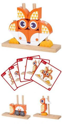 Fox Blocks Infant, Fox, Nursery, Baby, Room Baby, Foxes, Child Room, Child, Baby Rooms