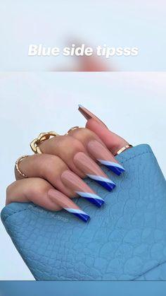 Acrylic Nails Coffin Short, Square Acrylic Nails, Summer Acrylic Nails, Best Acrylic Nails, Acrylic Nail Designs, Spring Nails, Coffin Nail Designs, Coffin Nails Designs Summer, Coffin Acrylics