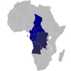"""The Economic Community of Central African States (ECCAS; French: Communauté Économique des États de l'Afrique Centrale (CEEAC); Portuguese: Comunidade Económica dos Estados da África Central, CEEAC) is an Economic Community of the African Union for promotion of regional economic co-operation in Central Africa. It """"aims to achieve collective autonomy, raise the standard of living of its populations and maintain economic stability through harmonious cooperation"""". Members: Cameroon Central…"""