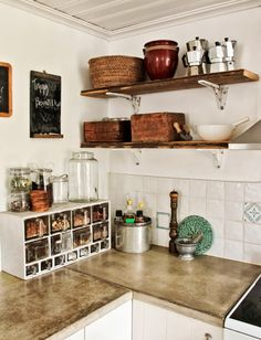 Vintage House: RE-RECYCLING