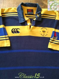 63be3fd6d1f 20 best Classic London Wasps Rugby Shirts images in 2019 ...
