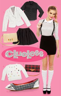 Film to Fashion: Clueless < I LOVE THIS SO FREAKING MUCH.... you have no idea... i LOVED this movie growing up