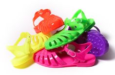 Jelly Bean Shoes for kids Jelly Bean Shoes, Spring Summer Trends, Summer 2014, Summer Fun, Retro Fashion, Kids Fashion, Stylish Kids, Material Girls, Jelly Beans