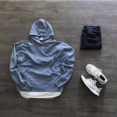 Outfit: : #johnelliott #premiumco : #zara : #adidas