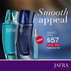 Get a FREE Limited-Time mini with this classic duo. http://jafra.me/zvf