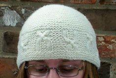 Free Knitting Pattern - Hats: Chromosome Cap