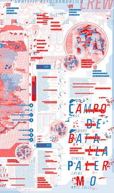 Architecture Presentation Board, Presentation Layout, Palermo, Web Design, Vintage Graphic Design, Instructional Design, Information Design, Typography Poster, Maps