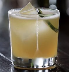 INGREDIENTS:  2-.25 inch slices Cucumber 2 oz Jameson Black BarrelIrishWhiskey .5 oz St-Germain .75 oz Fresh lemon juice .75 oz Simple syrup (one part sugar, one part water) Garnish:Cucumber slice Glass:Rocks PREPARATION: In a shaker, muddle the cucumber slices. Add remaining ingredients and fill shaker with ice. Shake vigorously, and fine-strain into a chilled rocks glass filled with ice. Garnish with a cucumber slice. - Read more at: http://scl.io/uoETBlww#gs.pUjGvSM
