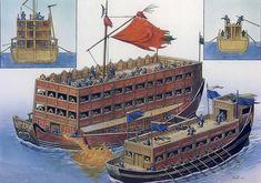 Боевые корабли древнего Китая 200 г. до н.э. -1413 г. н.э. (fb2) | КулЛиб - Классная библиотека! Скачать книги бесплатно