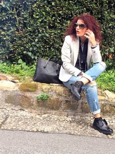 outfit - giacca cool