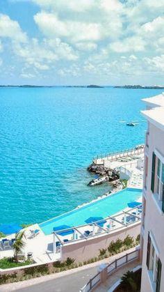 Turquoise Sea, Bermuda www.facebook.com/loveswish