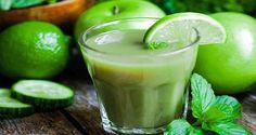 Esta bebida curativaeliminalastoxinas de tu cuerpoal mismo tiempo quequema la grasa del vientre. Beneficios adicionales: Combate la inflamación. Acelera el metabolismo. Aporta saciedad. Ingredientes: 1 pepino. 1 cucharadita de jengibre rallado. Un manojo de perejil. ½ limón. 1/3 vaso de…