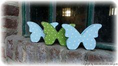 Schmetterling, Schmetterlinge, Holz, selbststehend von Handgemachte Holzarbeiten & dekorative Geschenke by Alexandra Sangs auf DaWanda.com