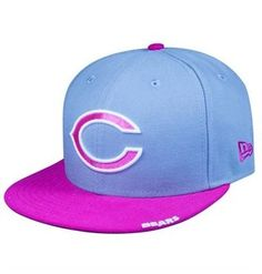 New Era 59FIFTY Breast Cancer Awareness Hat