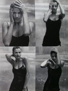 Stern Aug 1996 - Helena Christensen by Peter Lindbergh