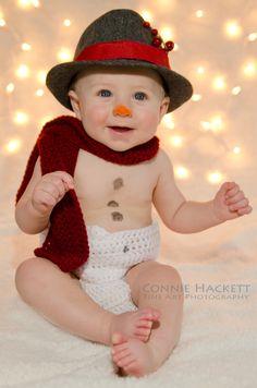 Snow baby!!