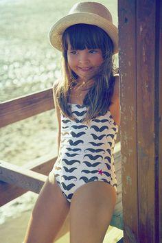 by dosydos kids ss'15 Kids Swimwear, Swimsuits, Bikinis, Beach Kids, Cute Girls, Beachwear, New Baby Products, Look, Kids Fashion