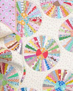 The Carousel Quilt - Part 3