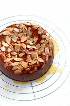 sweet, almonds, clementin almond, almond cake, cakes