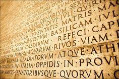 Limba Latină - Memorabilia (2) (Memorabil, maxime din lumea antică) Acta non verba. (Fapte, nu vorbe.) Fama facti semper manet. (Faima faptei dăinuieşte mereu.) Bona fama ingens gloria est. (O faimă bună este o glorie imensă.) Omnia tempus habent. (Toate au timpul lor.) Maxima virtus ...