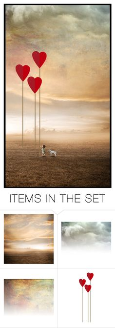 """""""Seize ❤"""" by sammie-g ❤ liked on Polyvore featuring art, love, hearts and artset"""